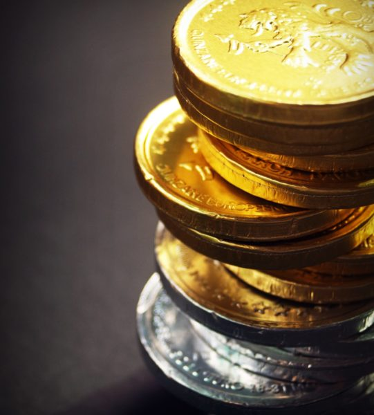 Free image/jpeg, Resolution: 2448x3264, File size: 1.14Mb, tower of yellow and gray coins